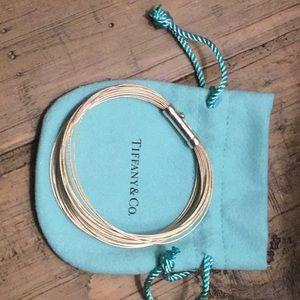 Tiffany & Co. silver bracelet.